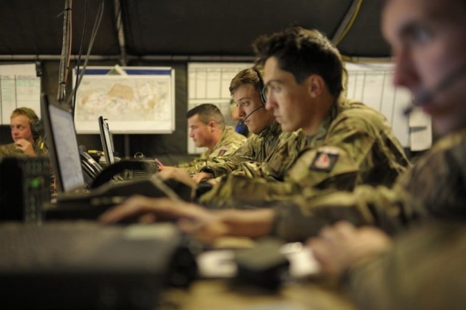 New Army Warfighting Experiment Launched