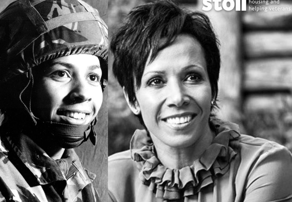 Stoll Lecture With Dame Kelly Holmes