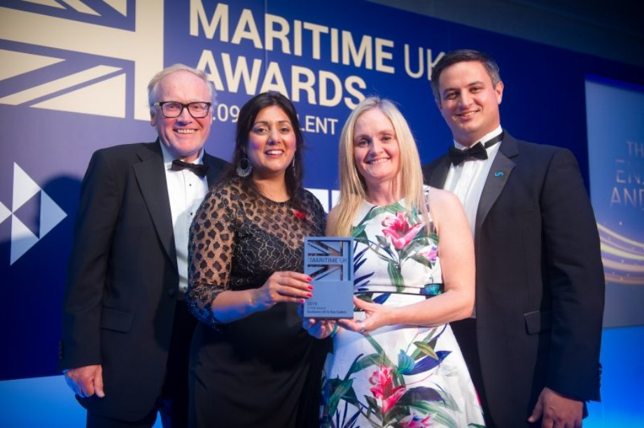 Inaugural Maritime UK National Awards
