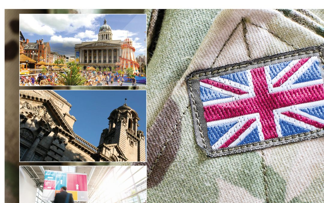 Read The Pathfinder International Armed Forces & Veterans Expo Nottingham Event Guide Here