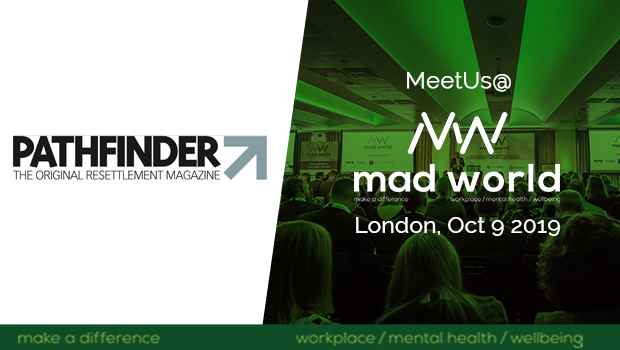 Pathfinder Magazine Stands With Mad World Summit On Mental Health