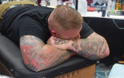 Military Tattoo Exhibition Tells Powerful Tales