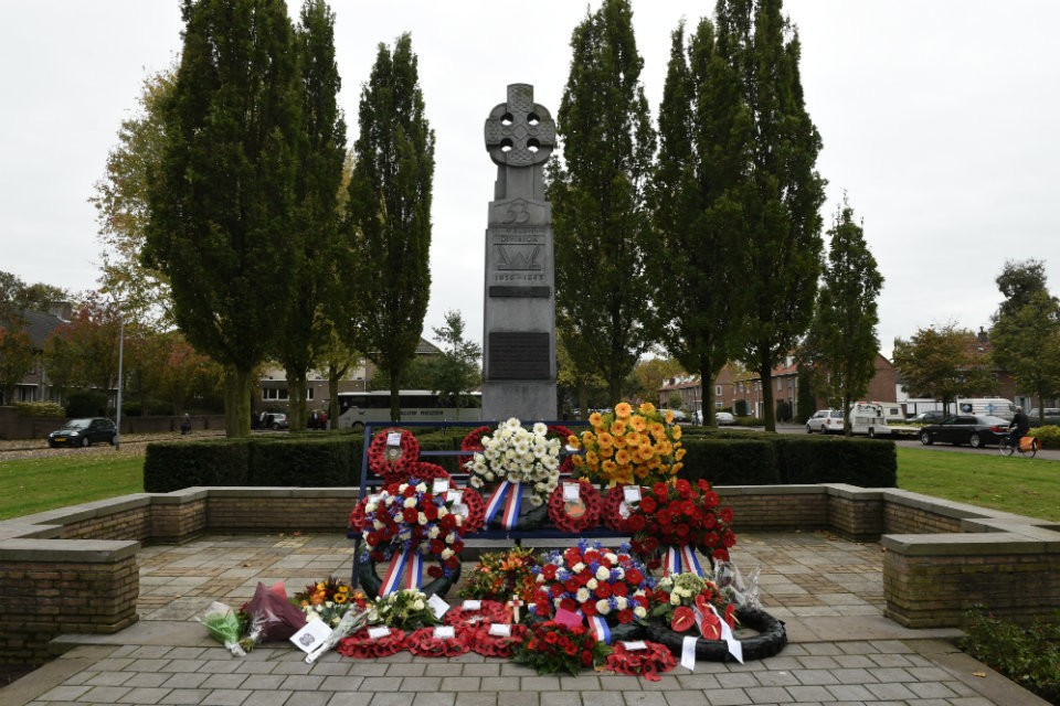 Commemorating The Liberation Of 's-Hertogenbosch