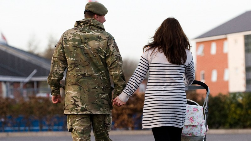 Charity Seeks Stories From Military Families