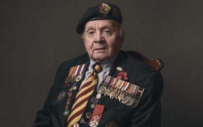 WWII Veterans Photographic Exhibition