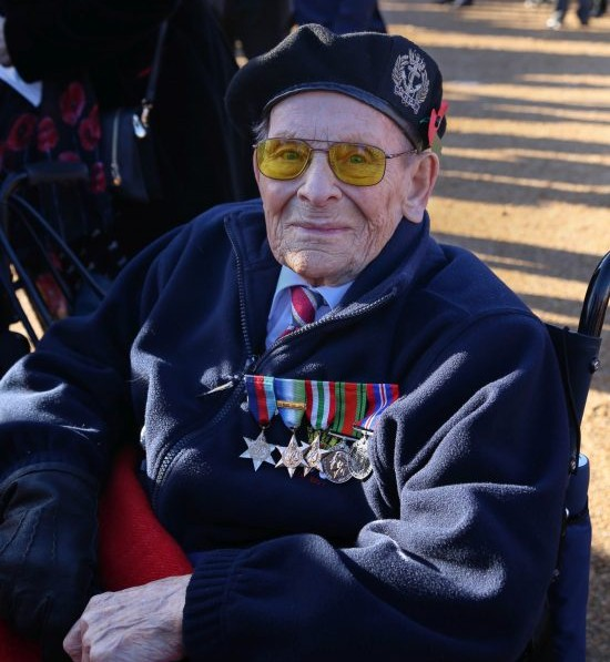 Veteran To March For Charity That Saved Him