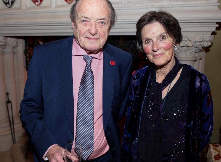 Celebs Turn Out For Charity Centenary