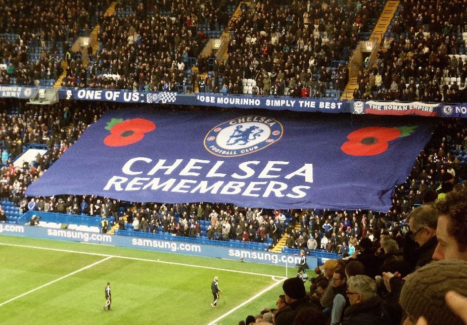 Chelsea FC & RAF Museum Launch 'Hidden Heroes'