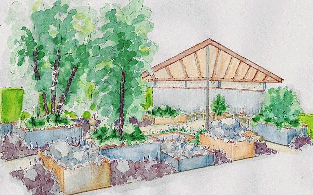 A Garden For Reflection & Gratitude