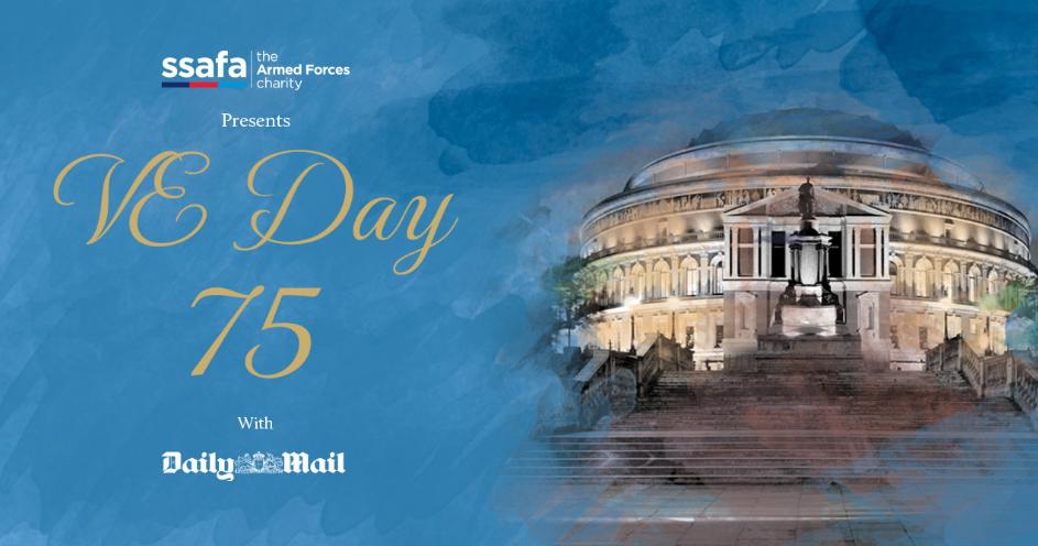 VE Day 75 At The Royal Albert Hall