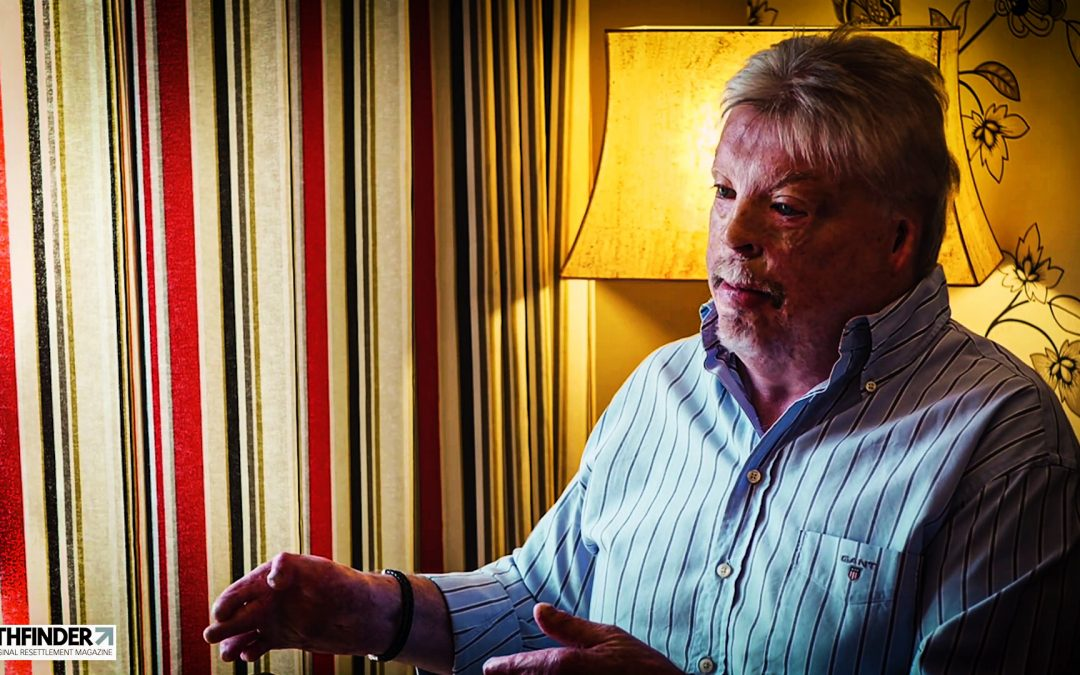 "Falklands Veteran Simon Weston Launches First ""I Am Tommy Atkins!"" Video"