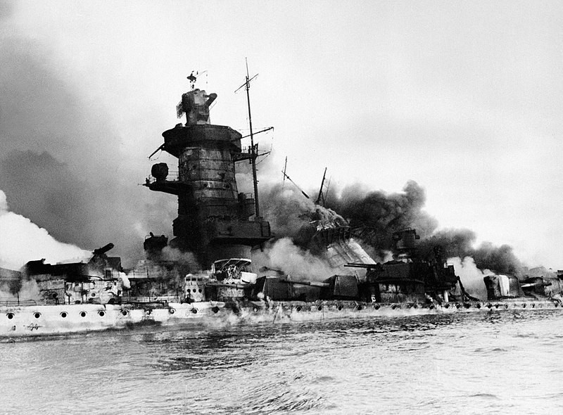 First Naval Battle Of WWII Remembered