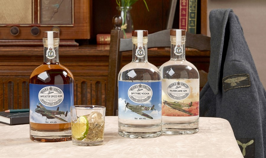 Spirits Of The RAF Range Launched
