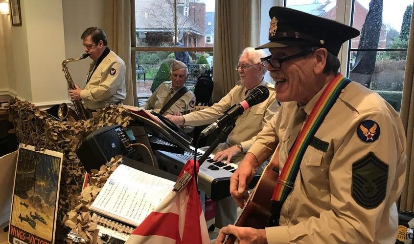 104 Years Of Veteran Care