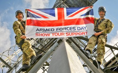 Vote For Your Favourite Design For Our Armed Forces Day Front Cover Now