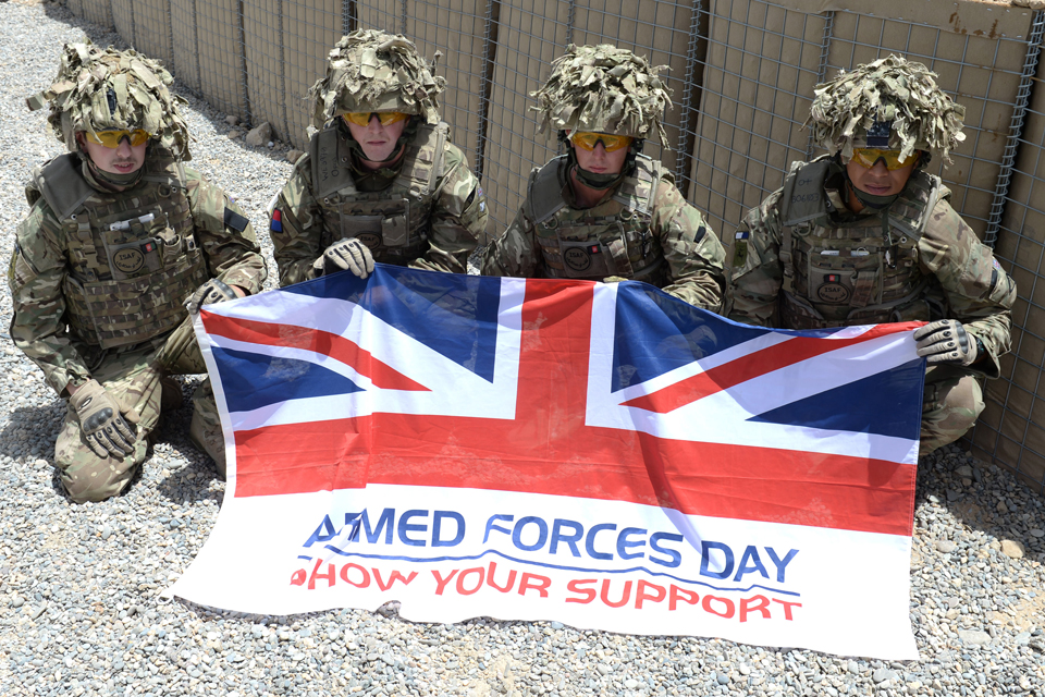 Armed Forces Day: Celebrate Our Forces!
