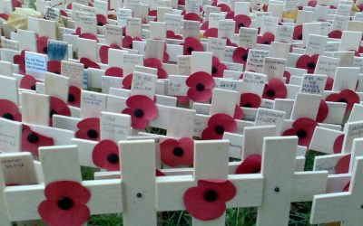 Nation Falls Silent For Remembrance Sunday