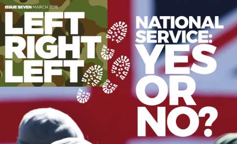 Two Thirds Back Idea Of National Service, Armed Forces Charity Survey Finds