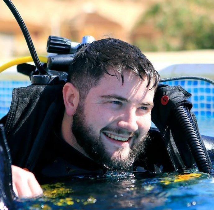 Jump In To A 24-Hour Dive Fundraiser