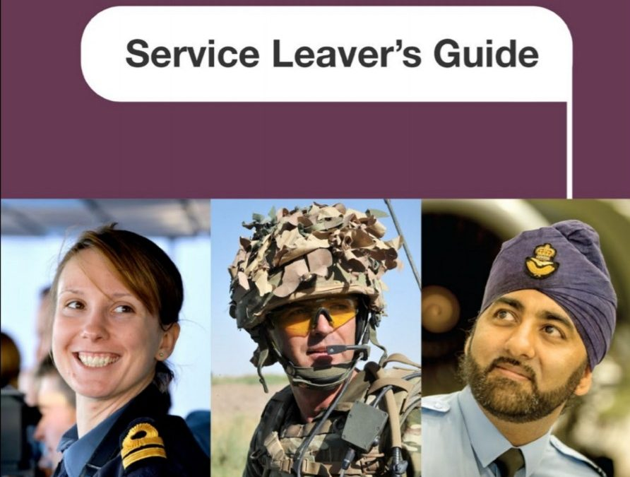 Service Leaver's Guide – Updated