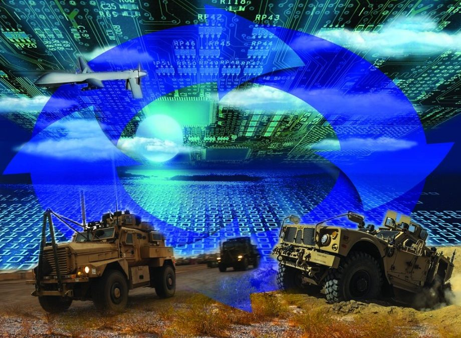 'Cyber' At Forefront Of Modern Warfare