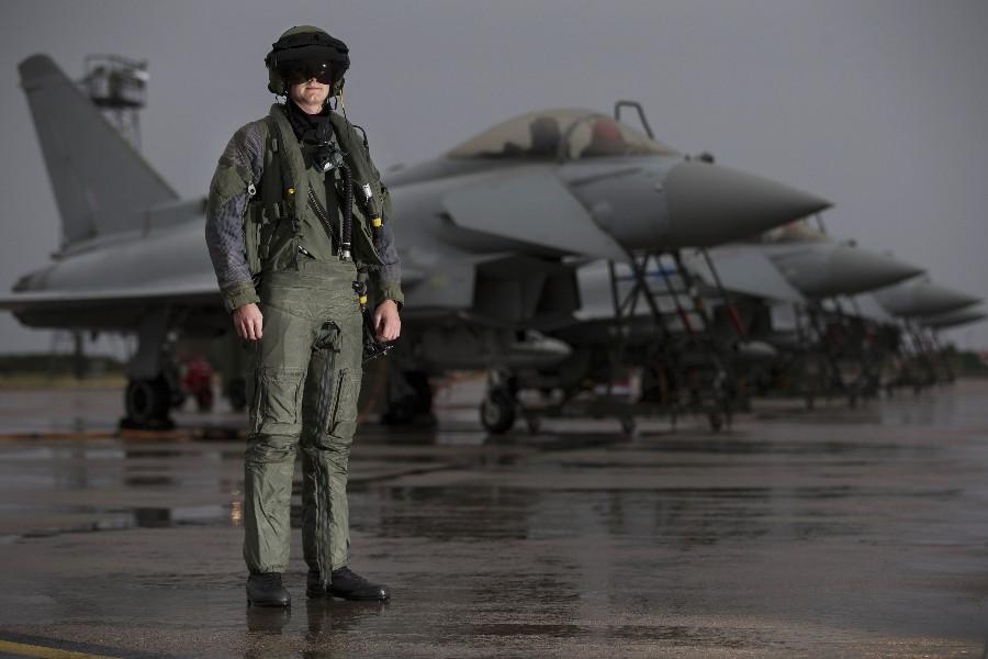 Upgrades To RAF Lossiemouth Continue