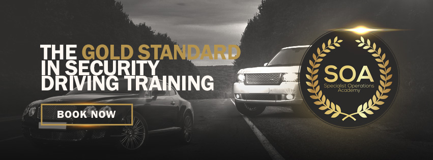 Win a £1,300 Advanced Security Driving Course At The Pathfinder Nottingham Expo!