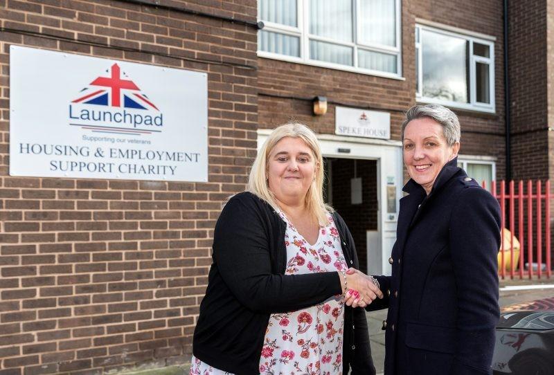 Major Refurbishment For Liverpool Veterans' Scheme