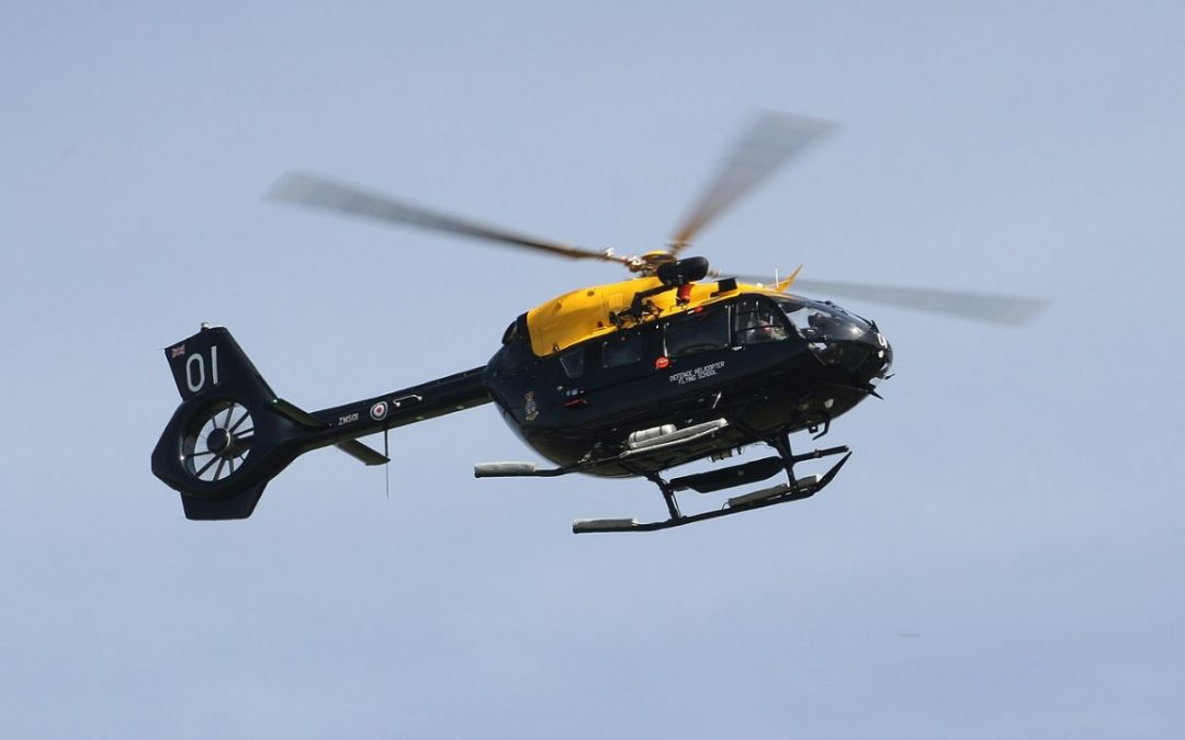 £183M Boost For Helicopter Training