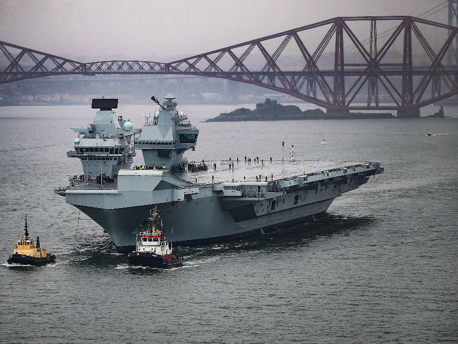 HM Armed Forces: Protecting The UK
