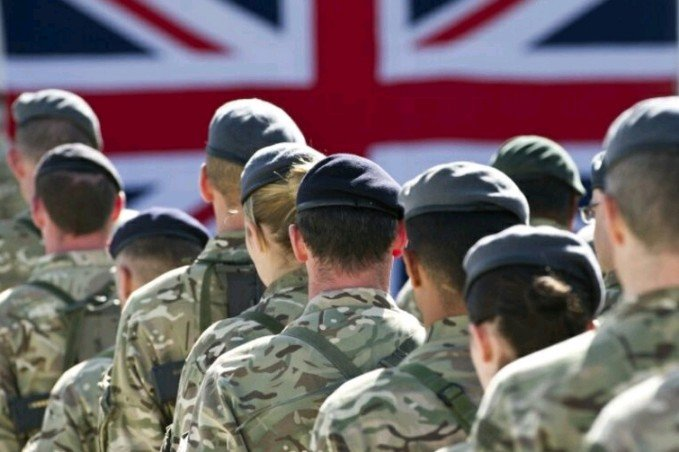 Armed Forces Heroes Celebrated At The 'Millies'