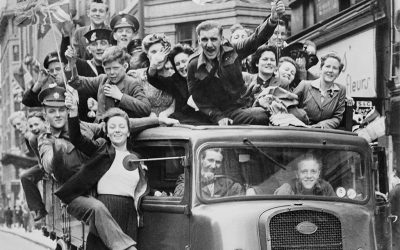 Marking 75 Years Since VE Day