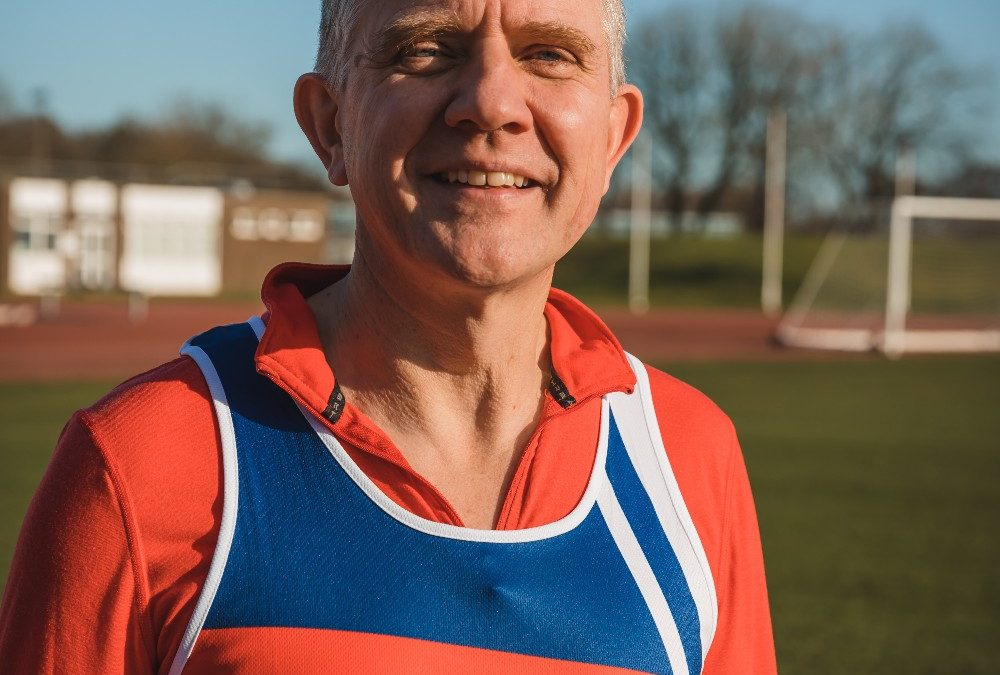 Ex-RAF Man To Tackle Marathon For Forces Community