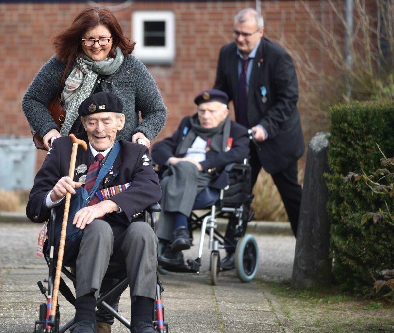 Veterans Visit Netherlands For Commemoration Services