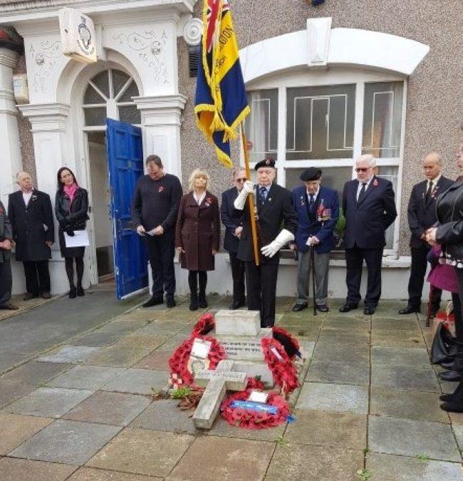 Veterans' Minister Praises Funding Awards
