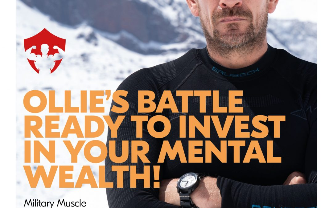 SAS: Who Dares Wins' Ollie Ollerton Is Battle Ready To Invest In Your Mental Wealth
