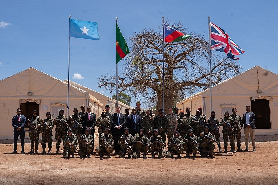 UK Completes Training Of Somali Battalion