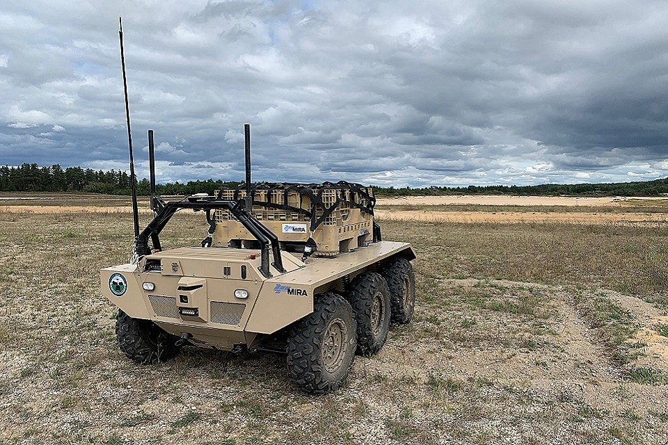 Incoming…Autonomous Ground Vehicle Systems