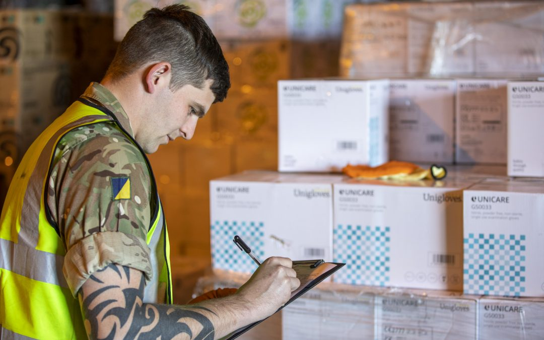 COVID Support Force: The MOD's Continued Contribution To The Coronavirus Response