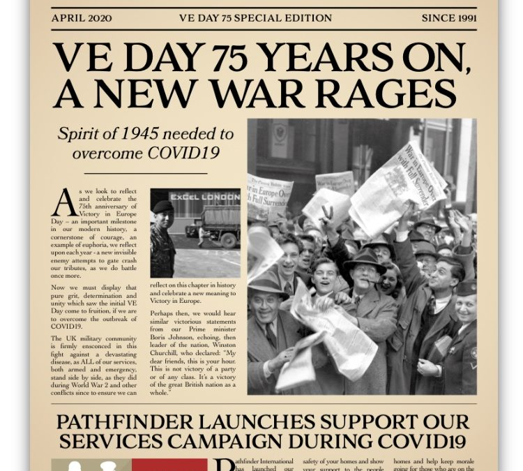 VE Day At Home During COVID19 – A Suggested Itinerary