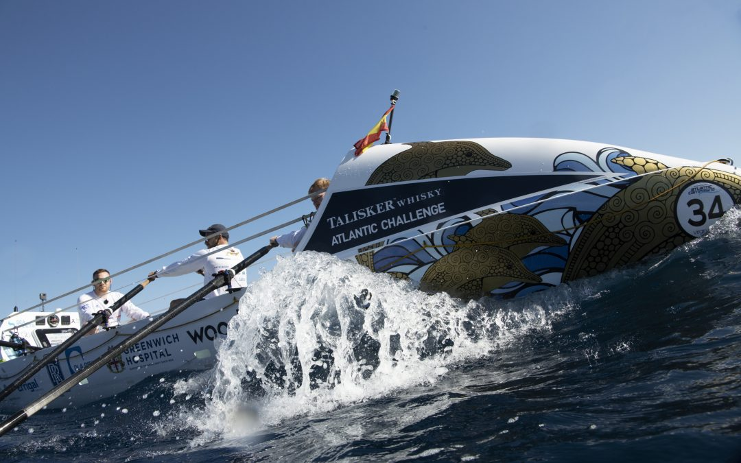 Making A Splash! Inside The World's Toughest Rowing Race