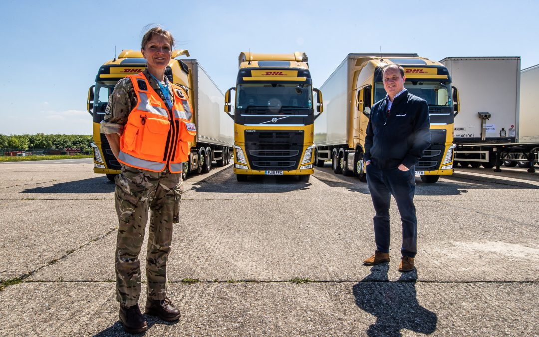 RAF Odiham Supports Ventilator Production In Hampshire