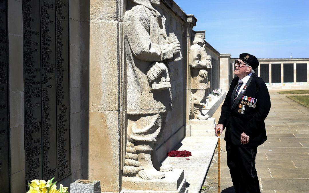 Portsmouth Veteran Honours Comrades On Dunkirk Anniversary