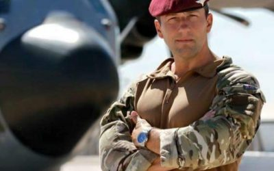 Parachuting Into Hollywood – An Interview With Paul Biddiss – The Story Of How A Former Paratrooper Made It Big On The Movie Scene