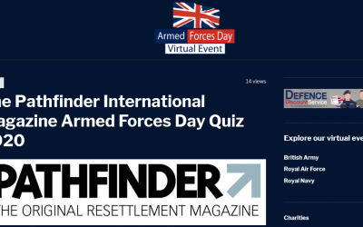 Launch Of Virtual Armed Forces Day In Scarborough