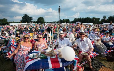 Battle Proms Picnic At Home