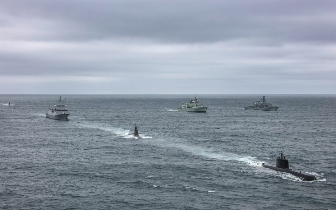 Exercise Dynamic Mongoose Gets Underway