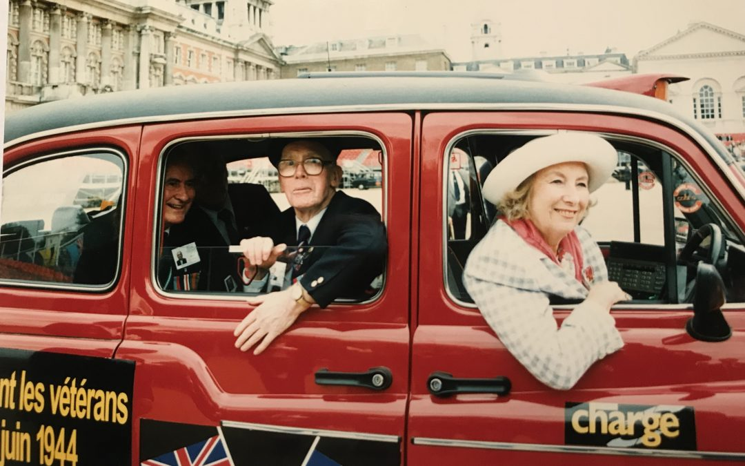 Memories of The Taxi Charity Patron Dame Vera Lynn