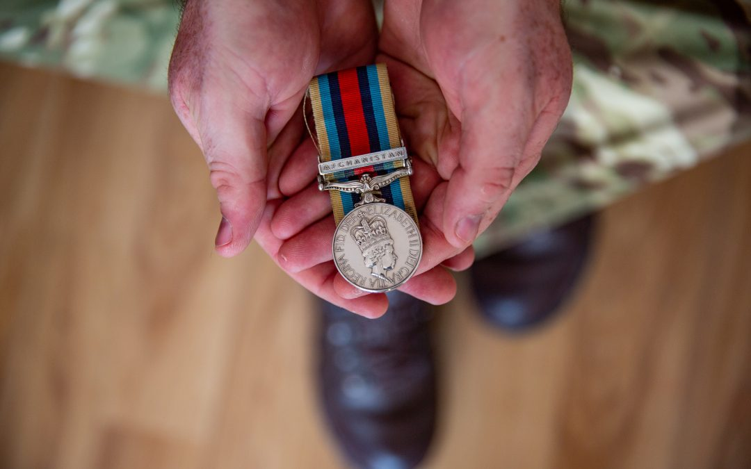 Army Central Fund Donates £335,000 To Support SSAFA