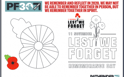 "Remembrance 2020: Pathfinder Launches ""Remembering Together"" Campaign"